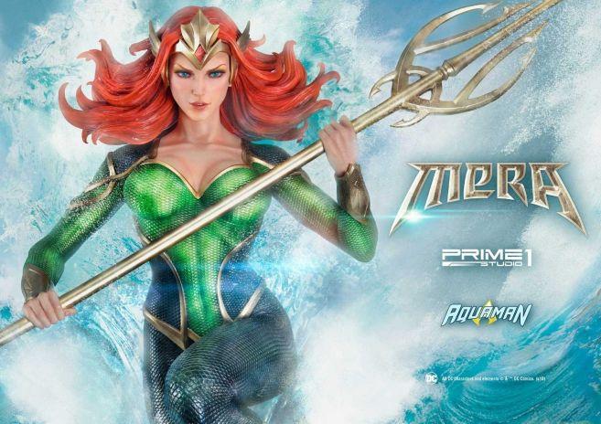 Prime 1 Studio - Aquaman - Mera - 11