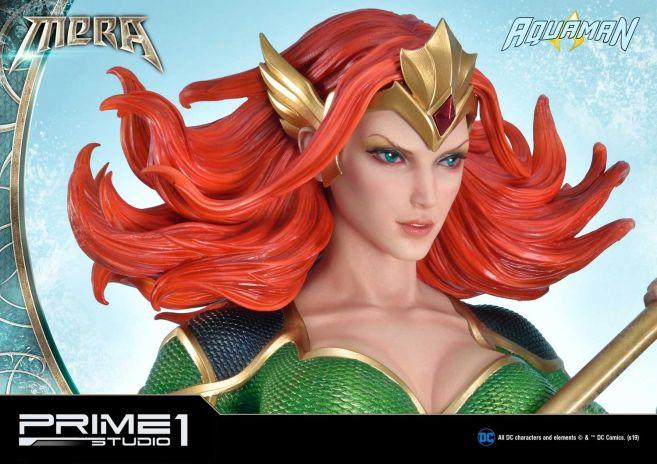 Prime 1 Studio - Aquaman - Mera - 40