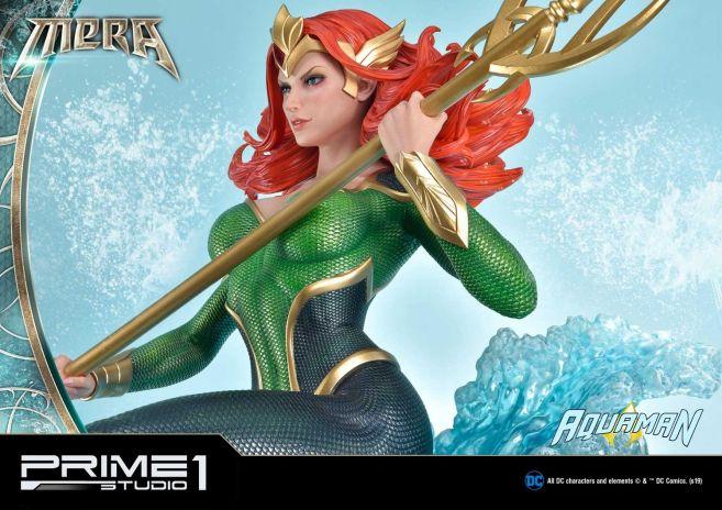 Prime 1 Studio - Aquaman - Mera - 45