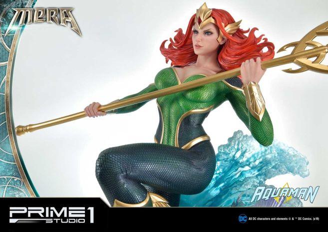 Prime 1 Studio - Aquaman - Mera - 49