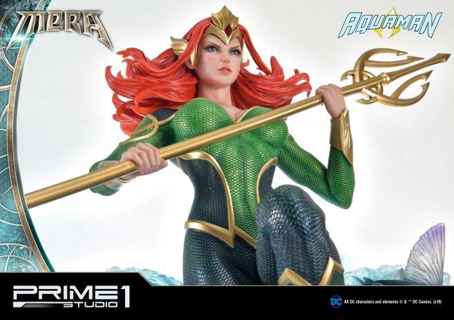 Prime 1 Studio - Aquaman - Mera - 52