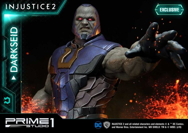 Prime 1 Studio - Injustice 2 - Darkseid - 25