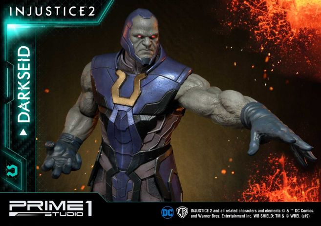 Prime 1 Studio - Injustice 2 - Darkseid - 51