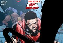 Red Hood and the Outlaws #30 review