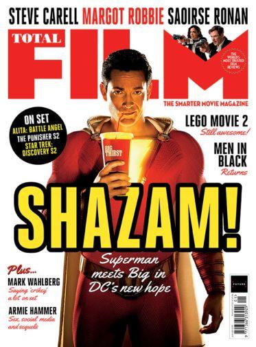 Shazam Total Film