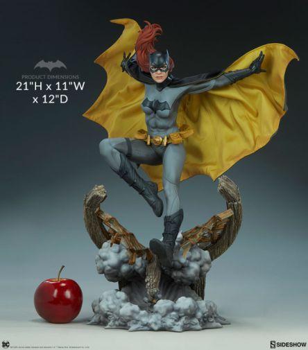 Sideshow - Batman - Batgirl Premium Format Figure - 05