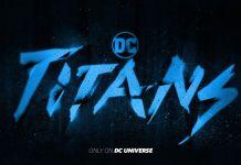 Titans TV Show logo