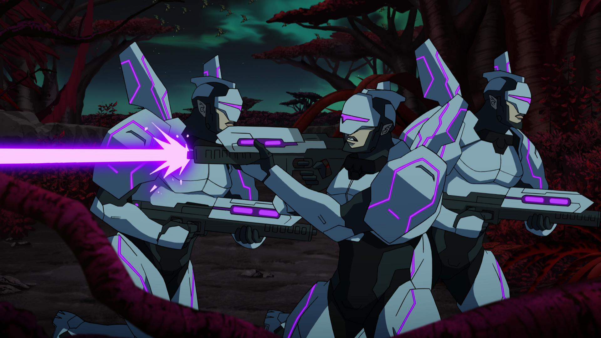 """Young Justice: Outsiders S03E01: """"Princes All"""" – synopsis ..."""