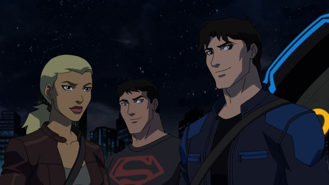 Young Justice Outsiders - Season 3 - Ep 01 - 09