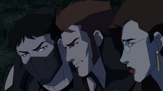 Young Justice Outsiders - Season 3 - Ep 04 - 06
