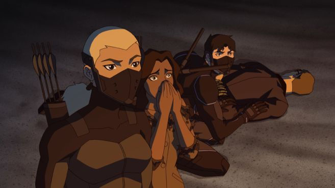 Young Justice Outsiders - Season 3 - Ep 04 - 07