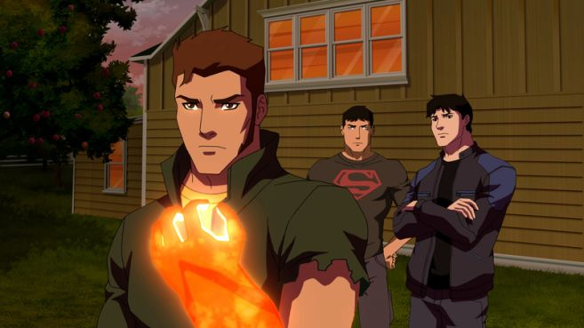 Young Justice Outsiders - Season 3 - Ep 05 - 08