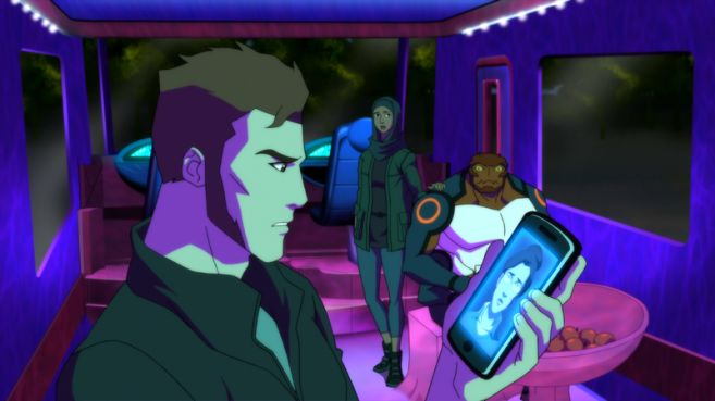 Young Justice Outsiders - Season 3 - Ep 06 - 02