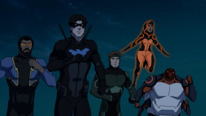 Young Justice Outsiders - Season 3 - Ep 08 - 04