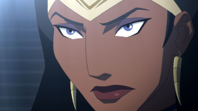 Young Justice Outsiders - Season 3 - Ep 09 - 01