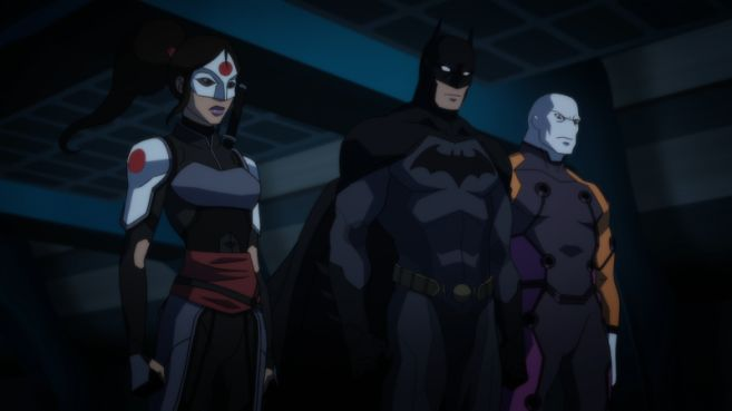 Young Justice Outsiders - Season 3 - Ep 10 - 01