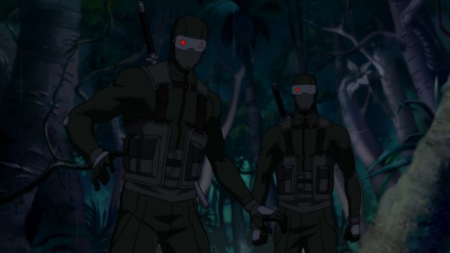 Young Justice Outsiders - Season 3 - Ep 10 - 07