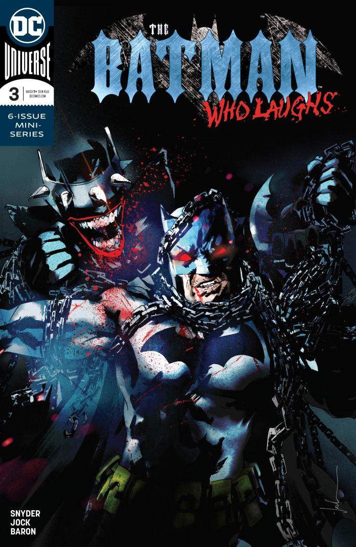 The Batman Who Laughs 3 Review Batman News