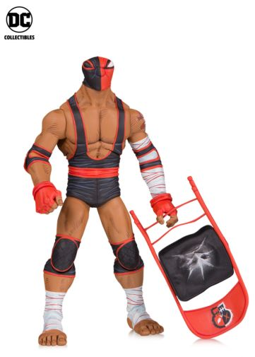 DC Collectibles - Toy Fair 2019 - Lucha Explosiva - Deathstoke - 01