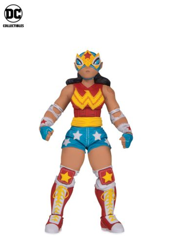 DC Collectibles - Toy Fair 2019 - Lucha Explosiva - Wonder Woman - 01