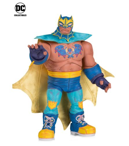 DC Collectibles - Toy Fair 2019 - Preview - DC Lucha Explosiva - 02