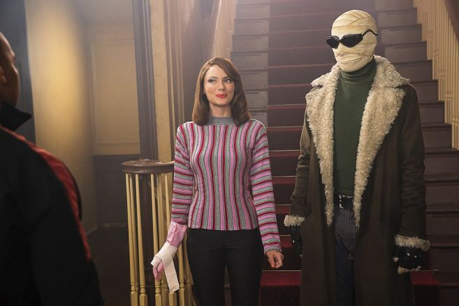 Doom Patrol - Season 1 - Ep 02 - 04