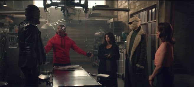 Doom Patrol - Trailer 1 - 23