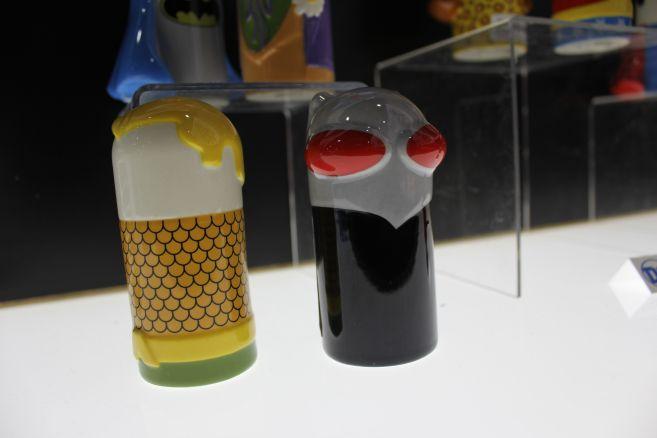 Enesco - Toy Fair 2019 - DC - Salt and Pepper Shaker Sets - 01