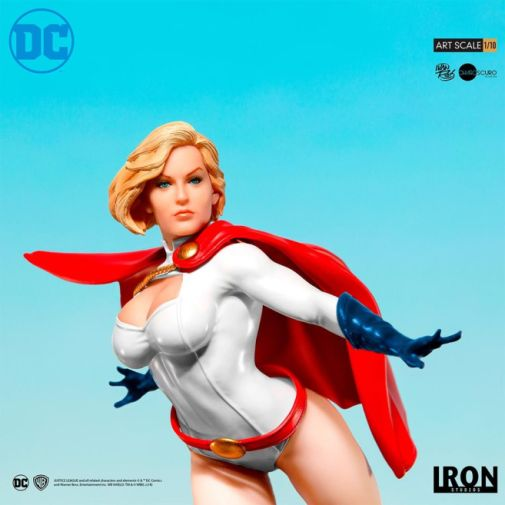 Iron Studios - DC Comics - Series 4 - Power Girl - 05