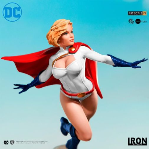 Iron Studios - DC Comics - Series 4 - Power Girl - 06