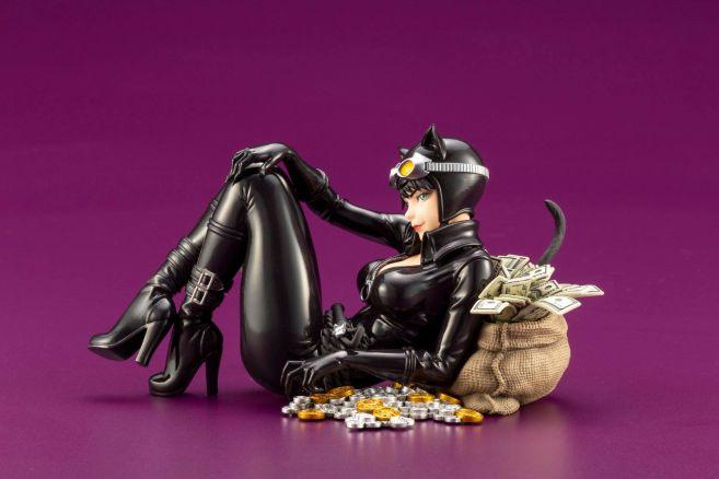 Kotobukiya - Batman -Bishoujo Catwoman - 05