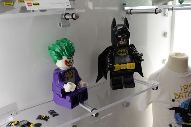 LEGO - Toy Fair 2019 - Batman - Clocks - 01