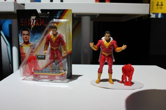 Mattel - Toy Fair 2019 - DC - Figures - 02