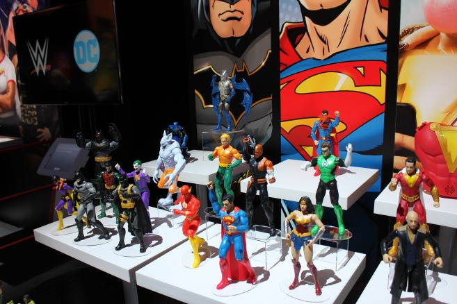 Mattel - Toy Fair 2019 - DC - Figures - 07