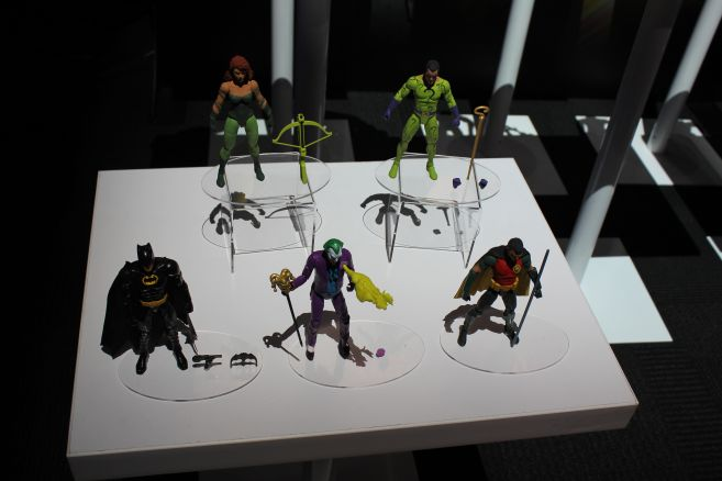 Mattel - Toy Fair 2019 - DC - Figures - 25