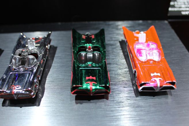Mattel - Toy Fair 2019 - Hot Wheels - Batmobiles - 09