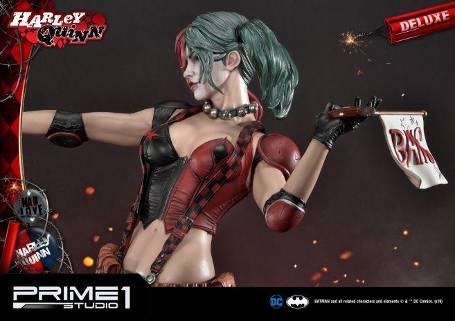 Prime 1 Studio - Batman - Harley Quinn - 13