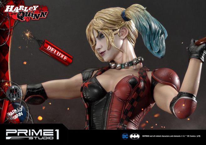 Prime 1 Studio - Batman - Harley Quinn - 33