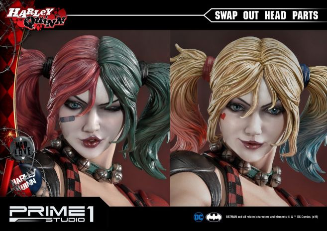 Prime 1 Studio - Batman - Harley Quinn - 48