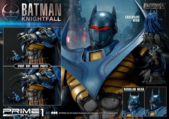 Prime 1 Studio - Batman - Knightfall Batman - 03