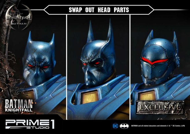 Prime 1 Studio - Batman - Knightfall Batman - 05