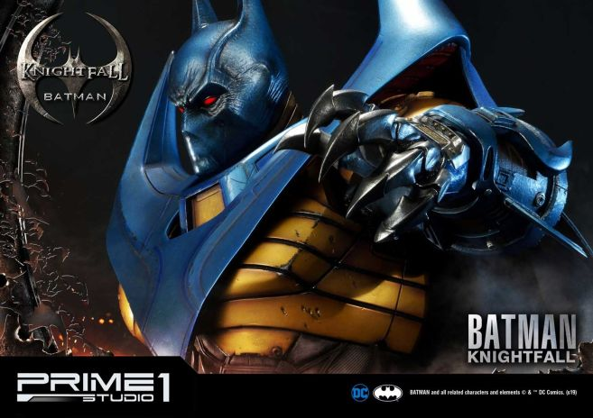 Prime 1 Studio - Batman - Knightfall Batman - 09