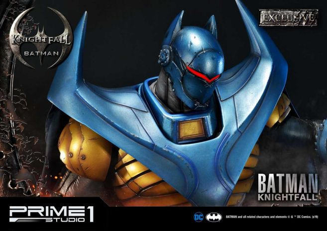 Prime 1 Studio - Batman - Knightfall Batman - 23