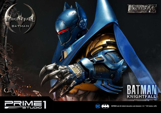 Prime 1 Studio - Batman - Knightfall Batman - 24