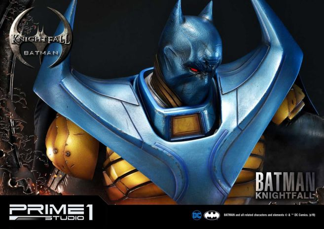 Prime 1 Studio - Batman - Knightfall Batman - 52