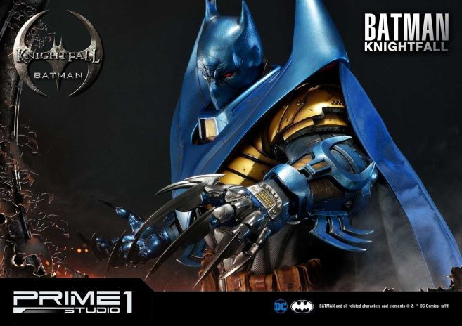 Prime 1 Studio - Batman - Knightfall Batman - 53