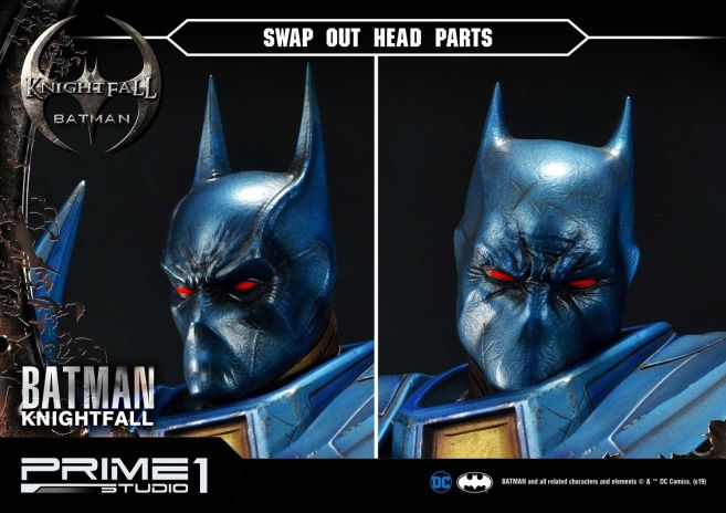 Prime 1 Studio - Batman - Knightfall Batman - 59