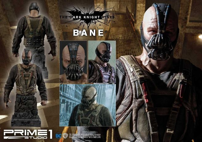 Prime 1 Studio - Dark Knight Rises - Bane - Bust - 04