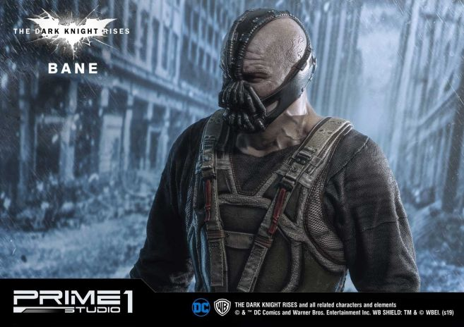 Prime 1 Studio - Dark Knight Rises - Bane - Bust - 08