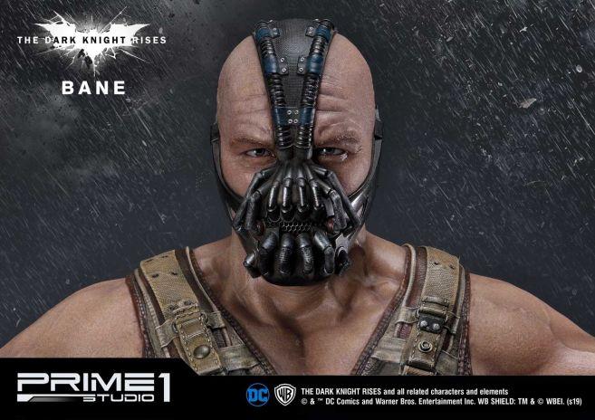 Prime 1 Studio - Dark Knight Rises - Bane - Statue - 09